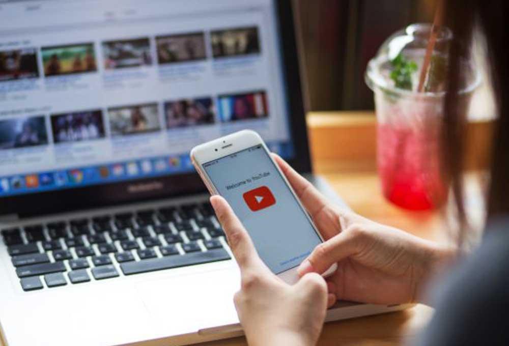 créer sa chaîne YouTube