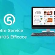 Service 5 euros