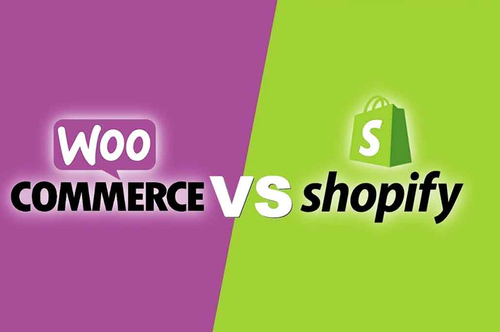 Shoopify ou WooCommerce