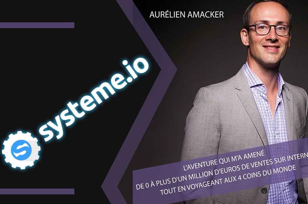 Systeme io Avis : Entonnoir complet de vente de produits et services