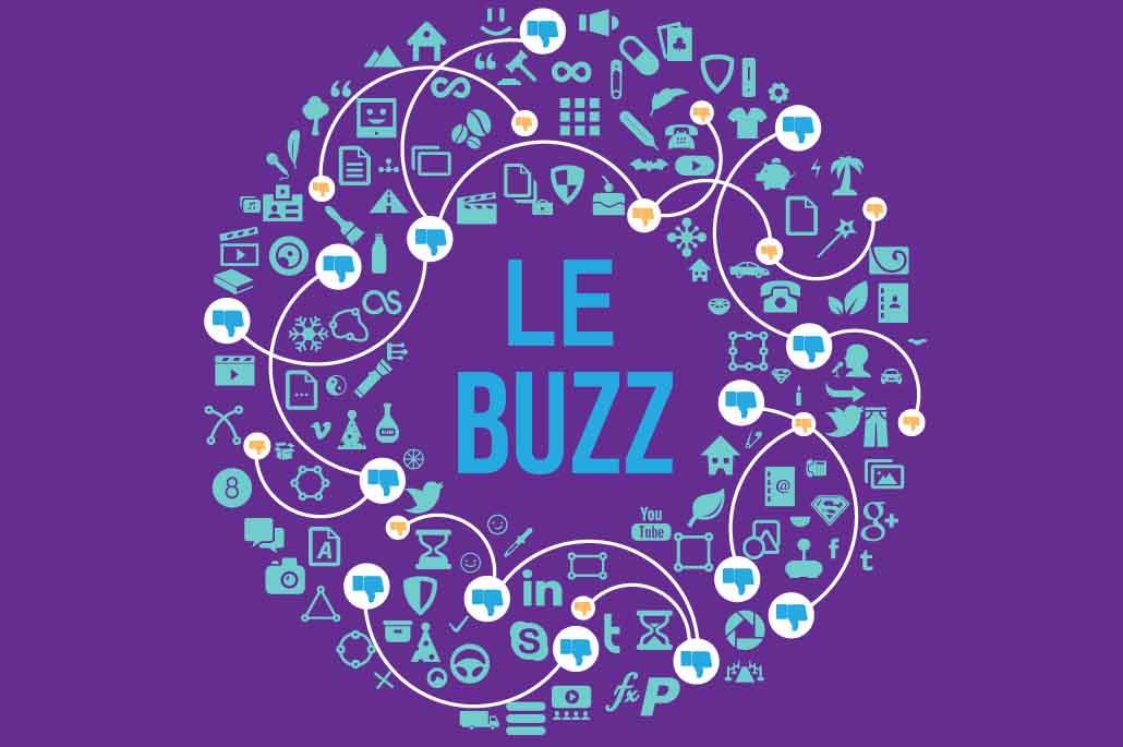 Que veut dire faire le buzz dans le monde numérique ?