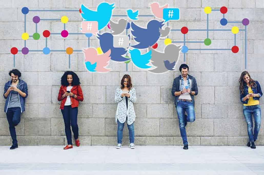 stratégie Twitter
