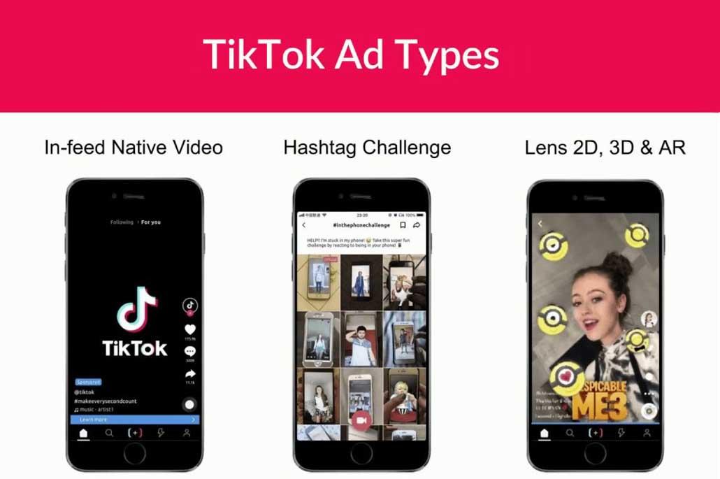 Tik Tok connexion