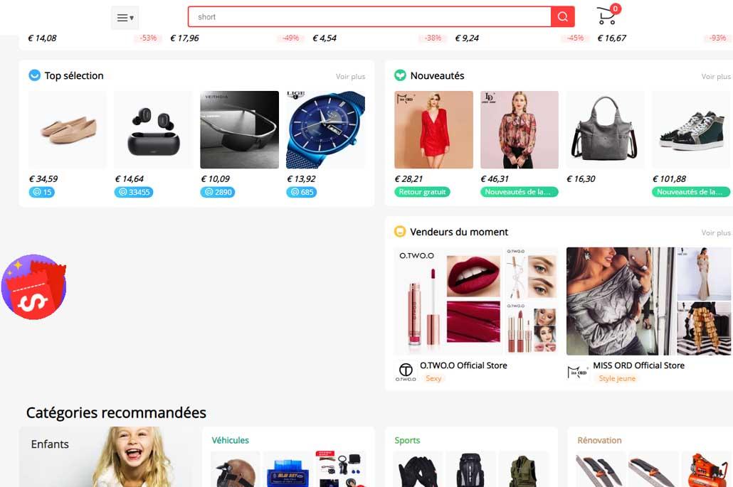 Comment vendre des produits en ligne