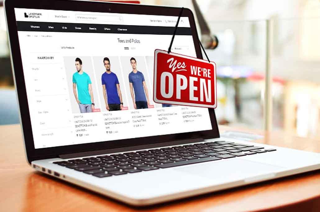 Comment vendre des vêtements en ligne