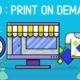 Print on Demand France Shopify