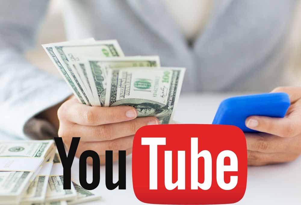 Combien de vues pour gagner de l'argent sur YouTube