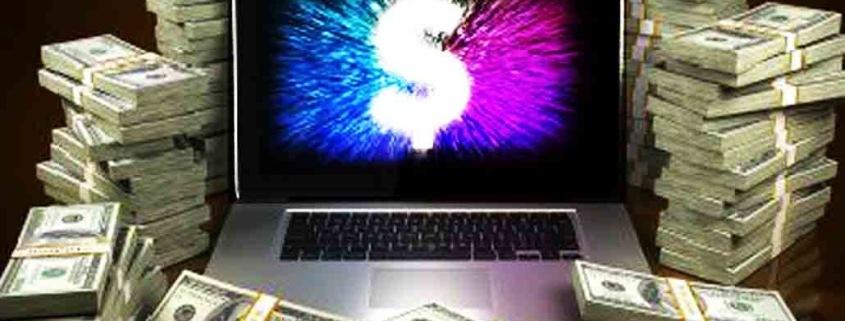 gagner de l'argent grâce à Internet