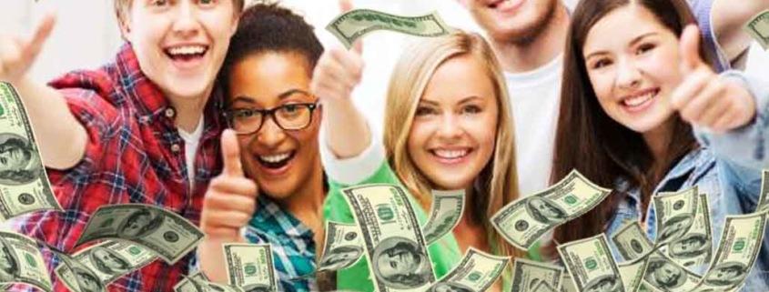 gagner de l'argent quand on est jeune
