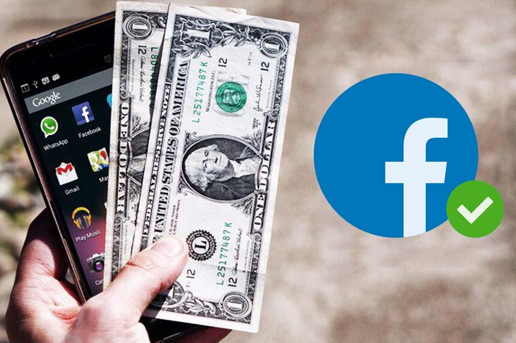 Comment gagner de l'argent sur Facebook avec une page ?