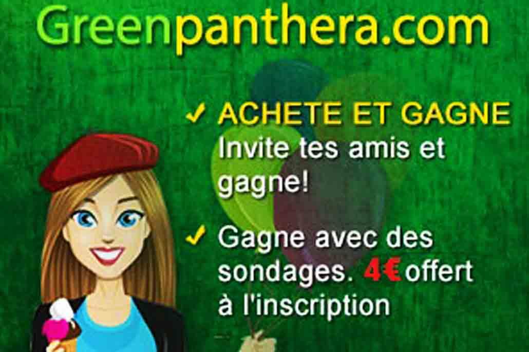 GreenPanthera Avis
