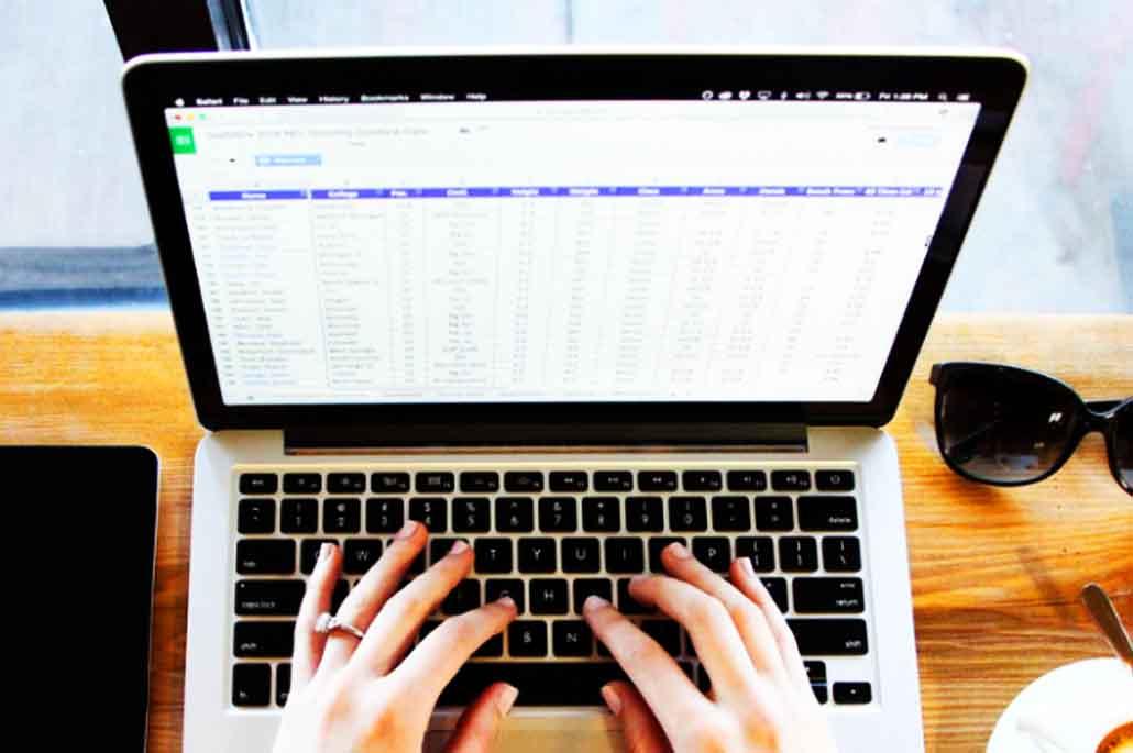 créer un tableau Excel budget familial