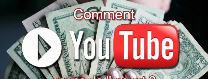 Comment YouTube gagne de l'argent