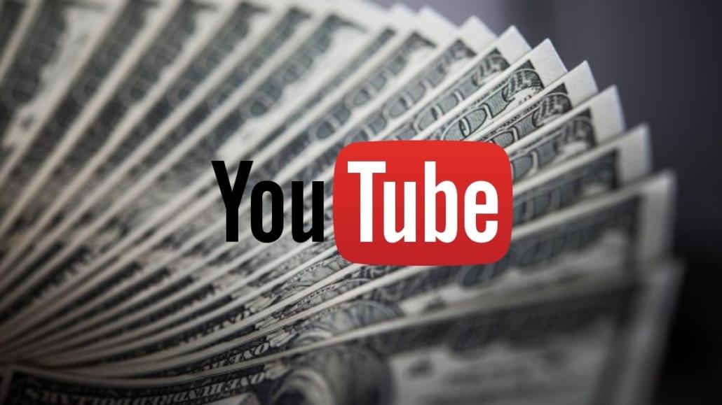 YouTube : qui veut gagner de l'argent en masse