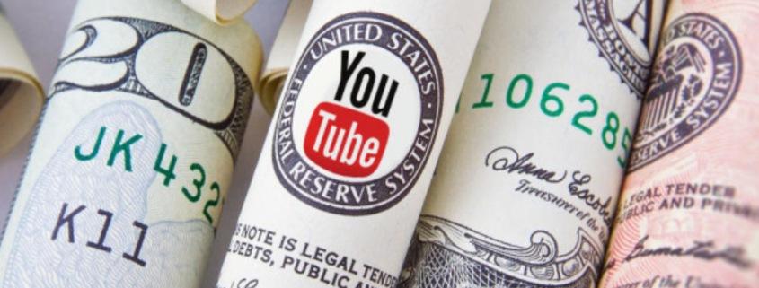 gagner de l'argent avec YouTube comment ça marche 1