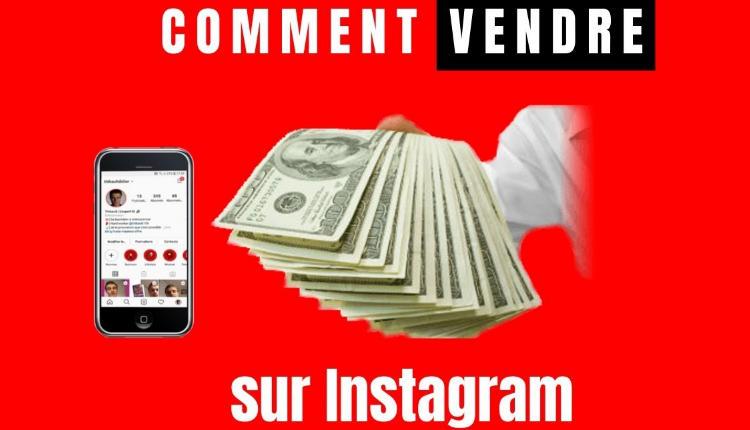 comment vendre des produits avec Instagram 2