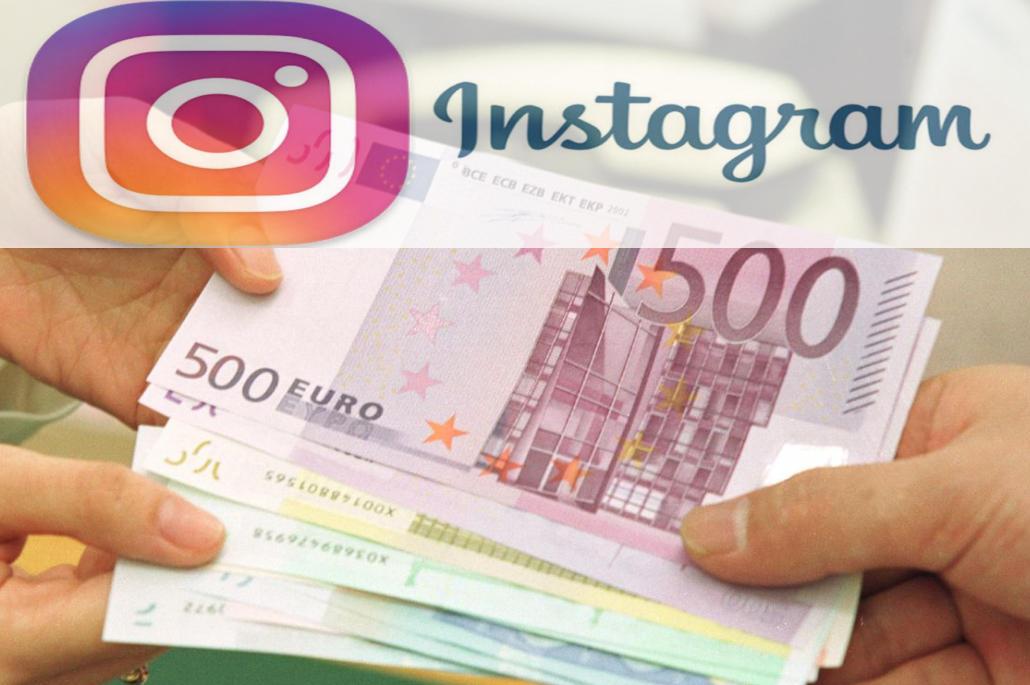 comment vendre son compte Instagram 1