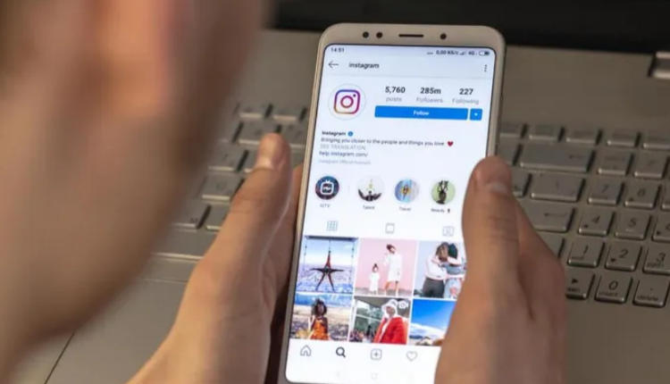 désactiver un compte Instagram 2