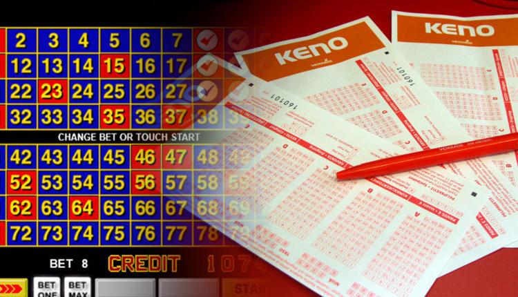 Jouer au Keno 3
