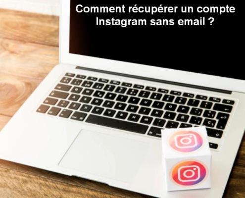 comment récupérer un compte Instagram sans email 1