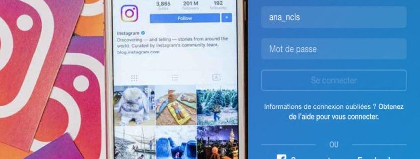 ouvrir un compte Instagram
