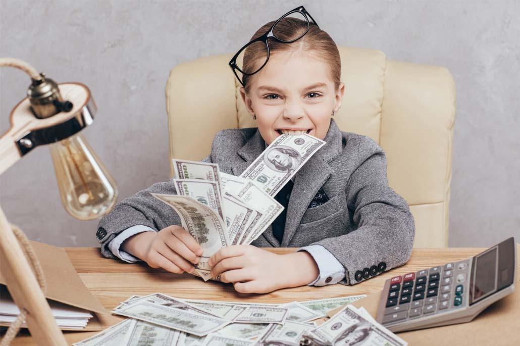 Comment gagner de l'argent à 13 ans ?